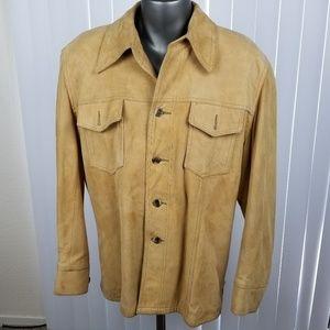 Men's L.L. Bean Suede Jacket
